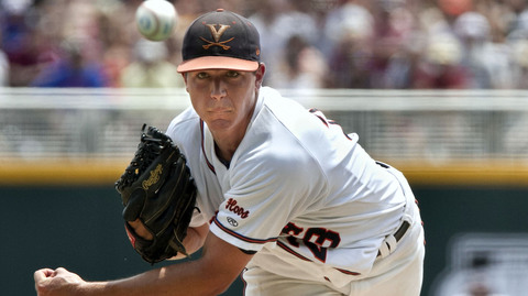 Danny Hultzen was selected by the Mariners with the second pick in June.
