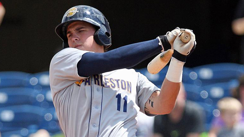 Tyler Austin was a 13th-round pick in the 2010 Draft.