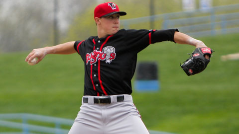 Aaron Sanchez is 8-0 with a 0.72 ERA in 17 games for Lansing.